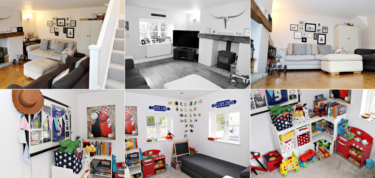 Lounge and playroom images