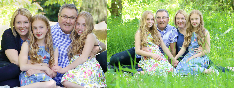 family photo shoot cardiff