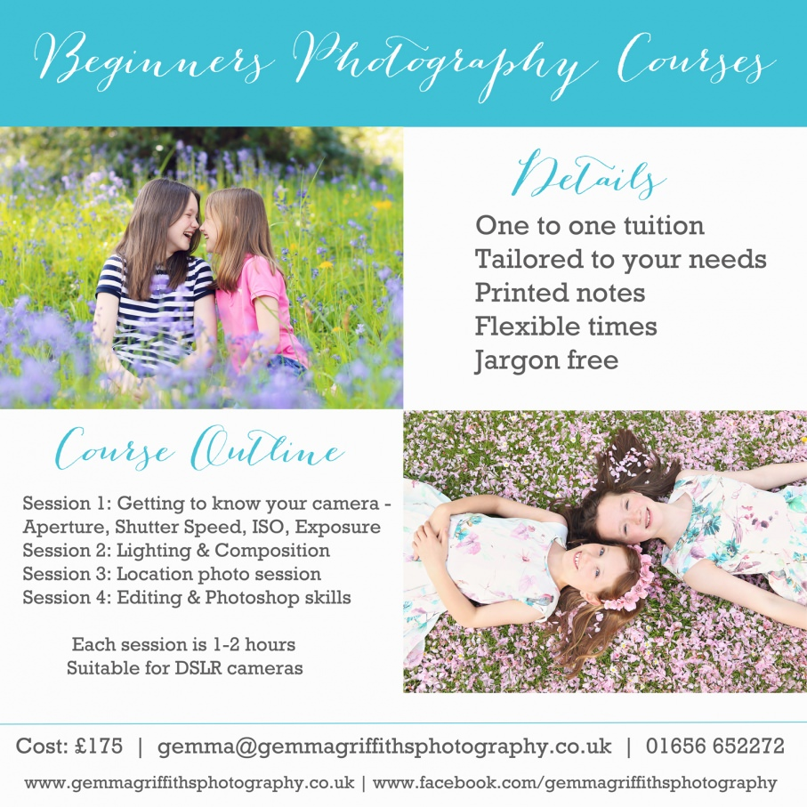 Beginners Photography Course, Beginners Photography, Photography Training, Photographer Training, Photography Training Cowbridge, Photography Training Vale of Glamorgan