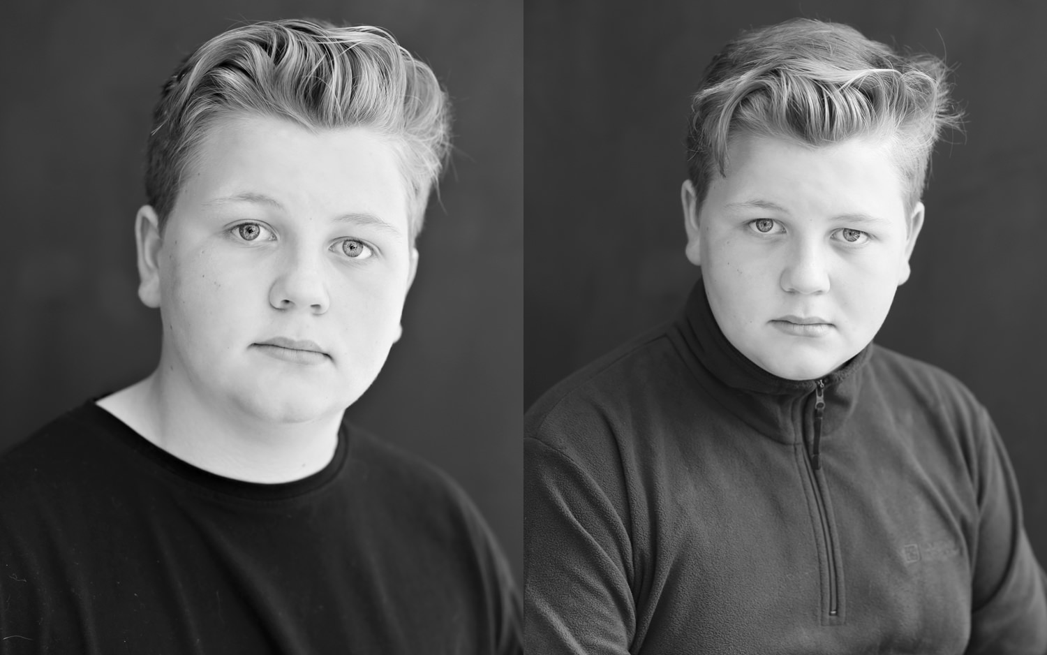 Actors headshots South Wales