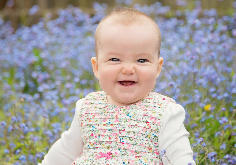 baby photo shoot colwinston