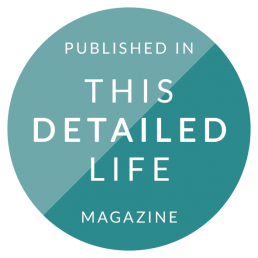 This Detailed Life Magazine Logo