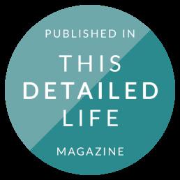 This Detailed Life Magazine Logo