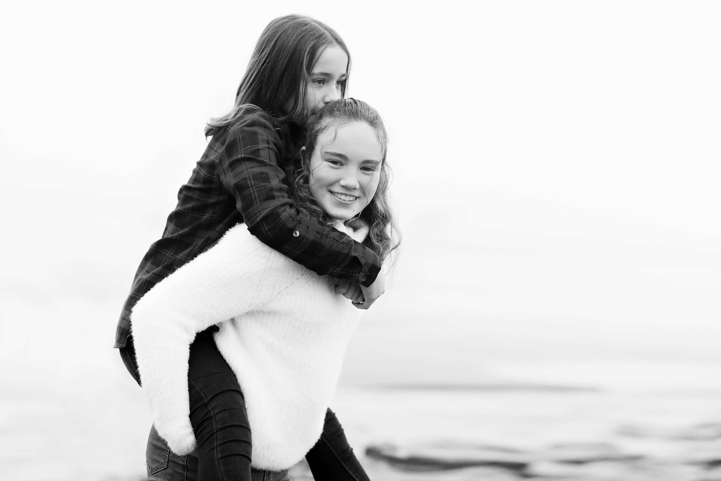 Family beach photo shoot with Gemma Griffiths Photography