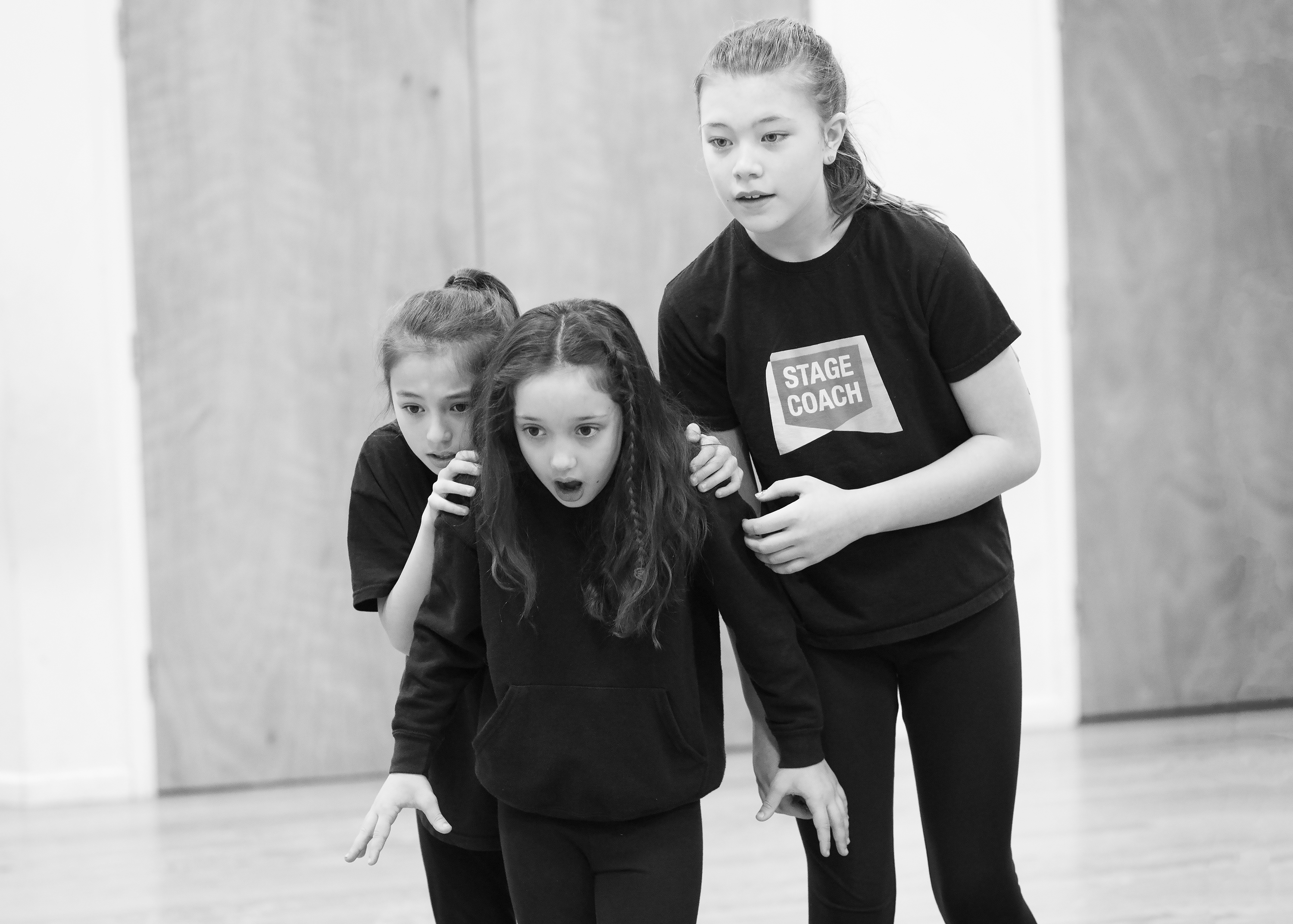 Acting class at Stagecoach