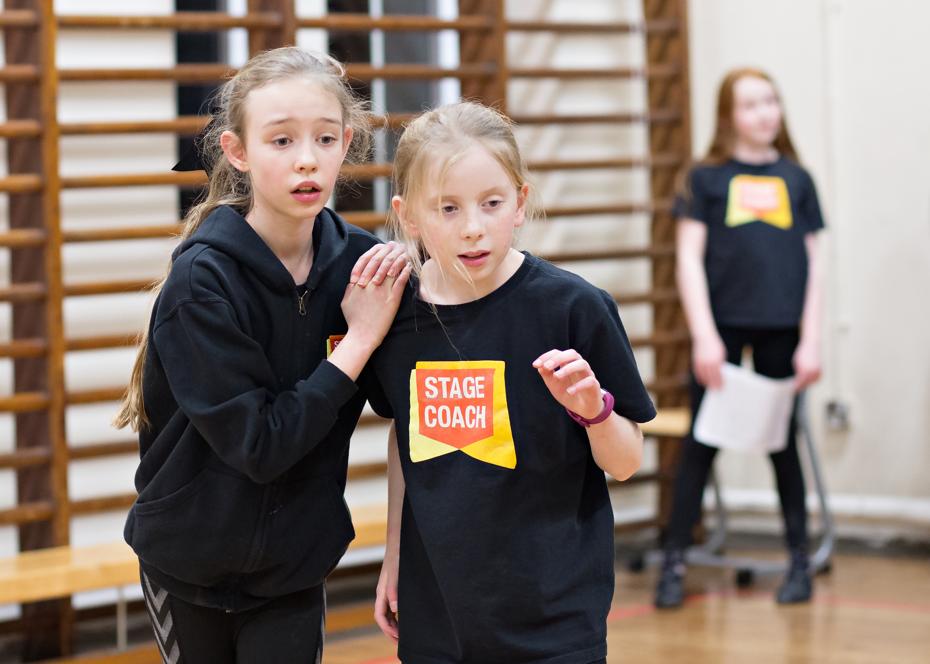 acting class at stage school Stagecoach