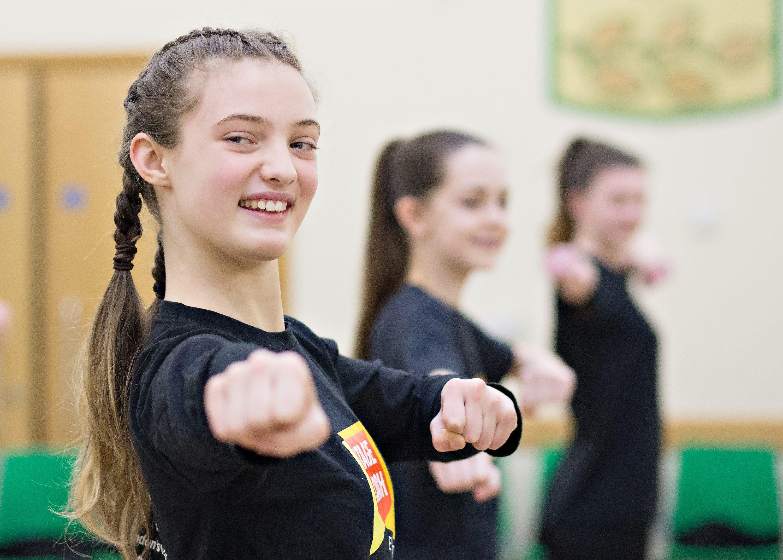 stage school dance