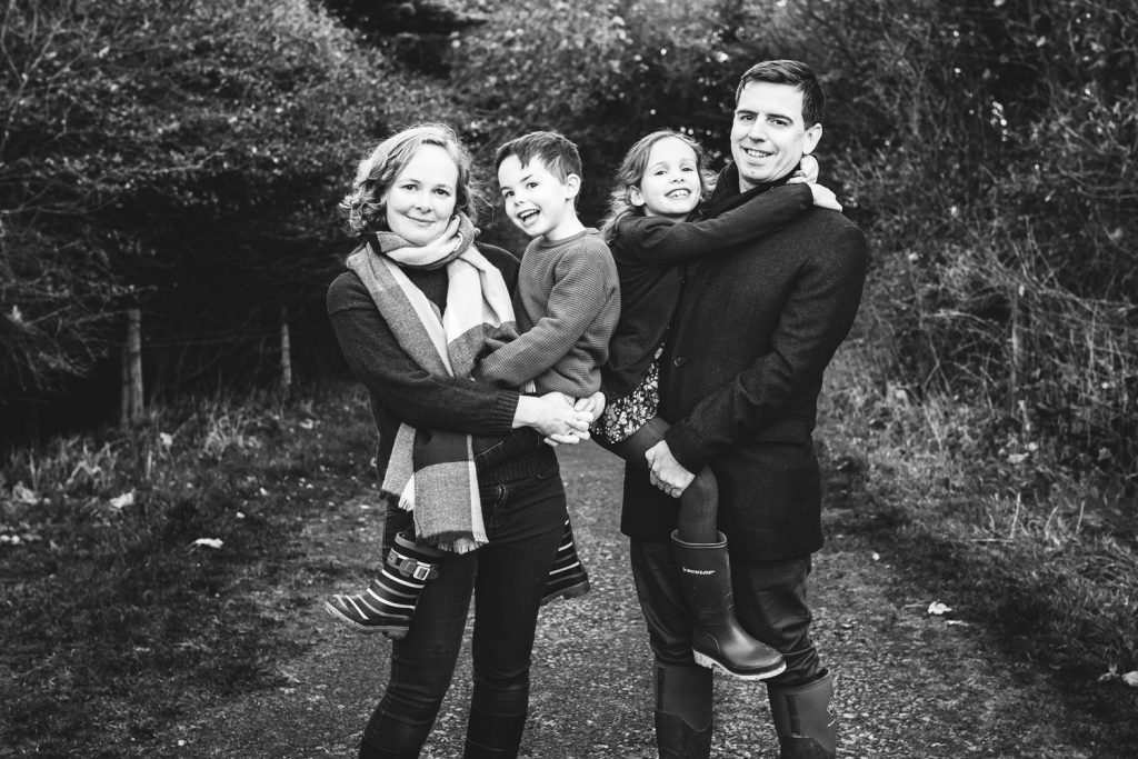 South Wales family shoot.