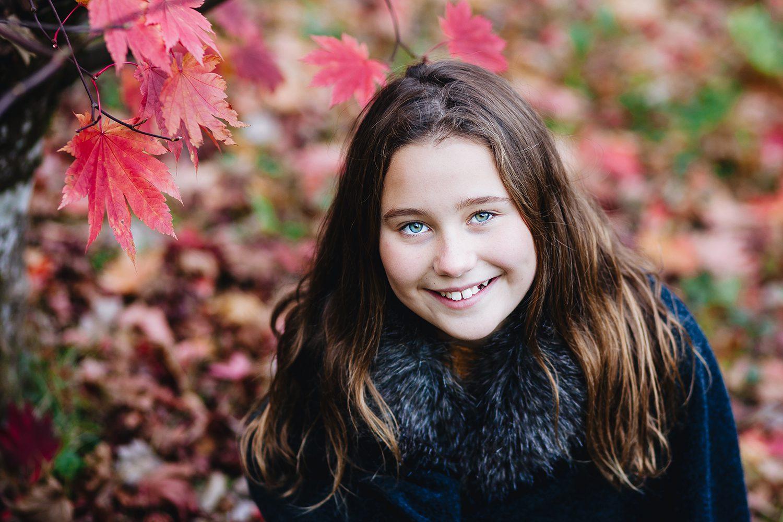 Family photo shoot south wales - portrait