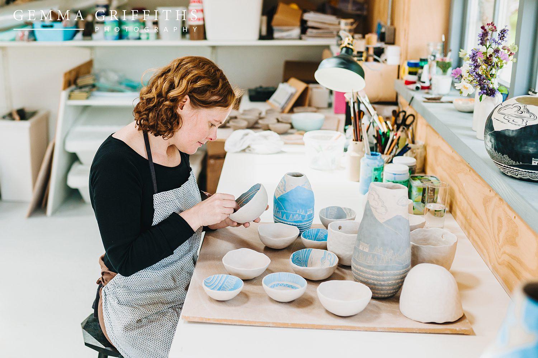 ceramics artist