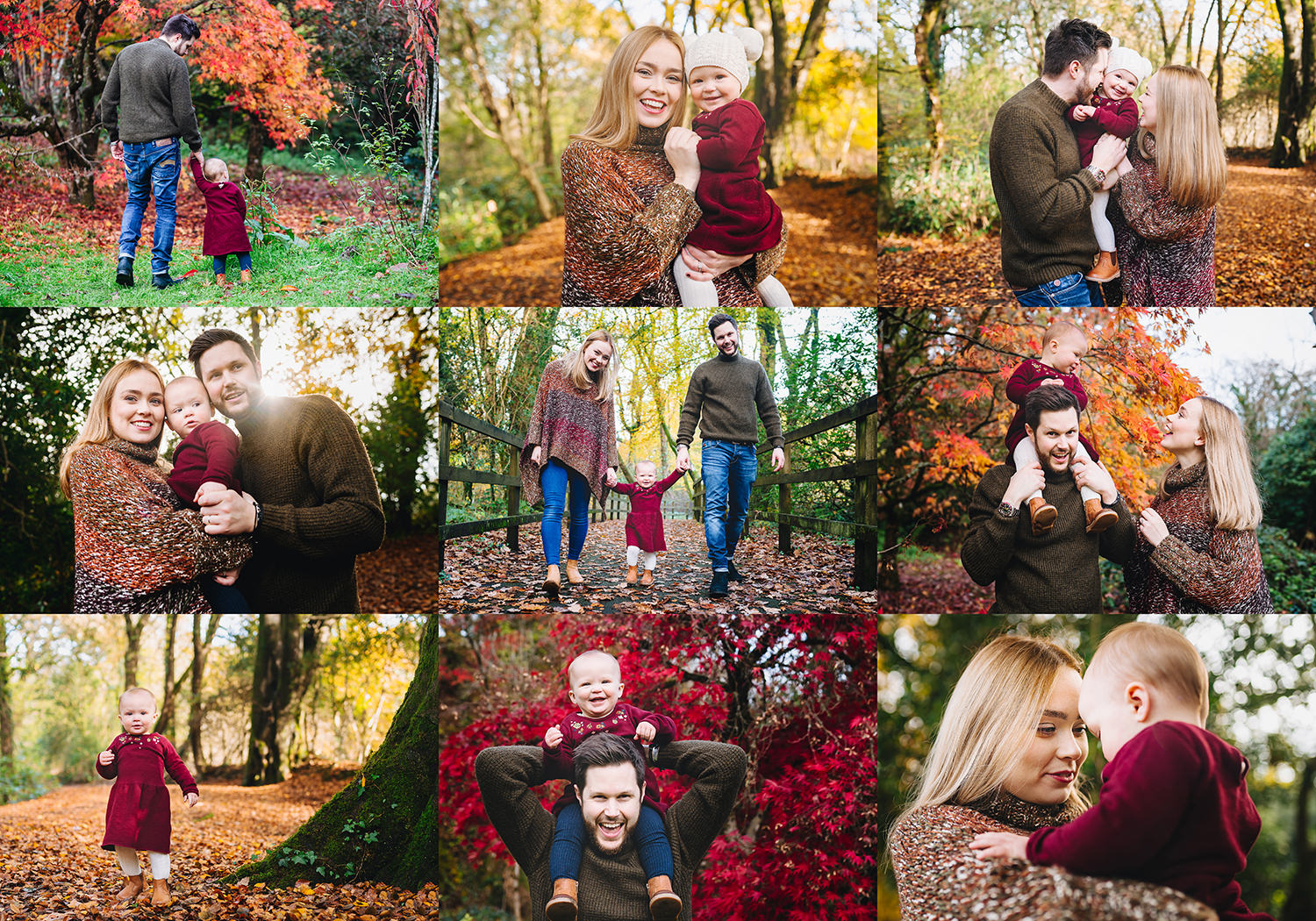 Cardiff family photography