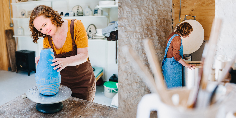 ceramics studio images