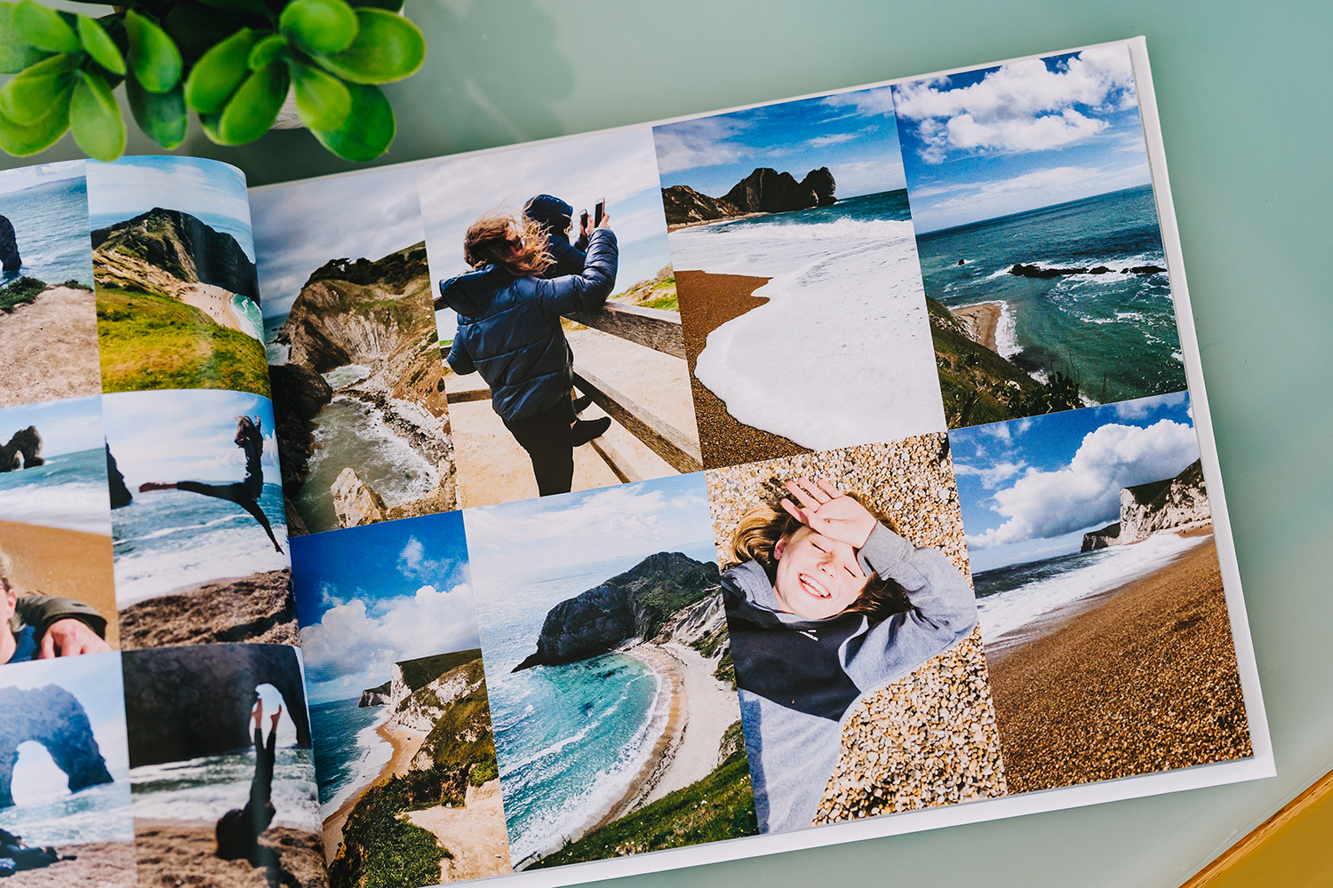 photobook layouts