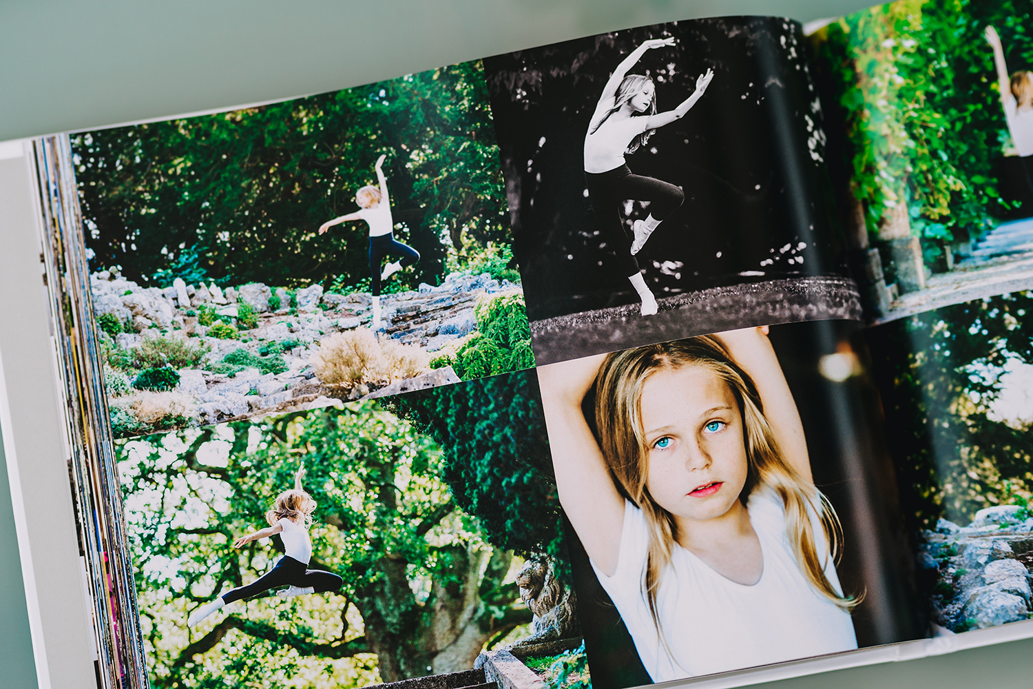 creating your own photobook