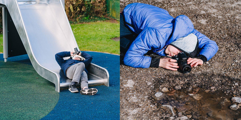 Teenage photographers