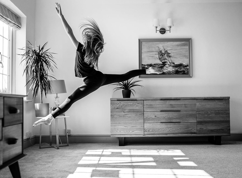 ballet photo shoot cardiff