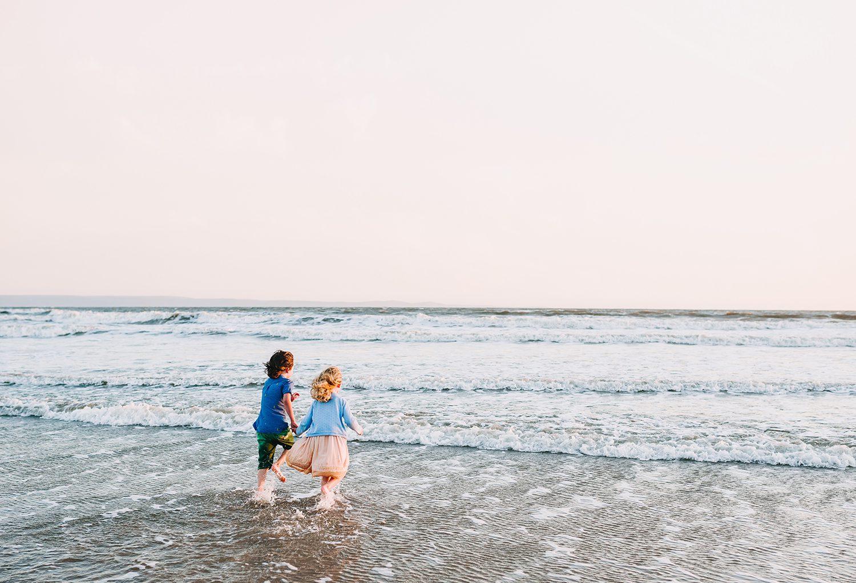 south wales photographer beach shoot