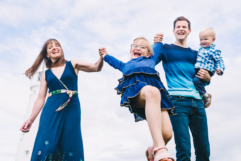 cardiff family photoshoot